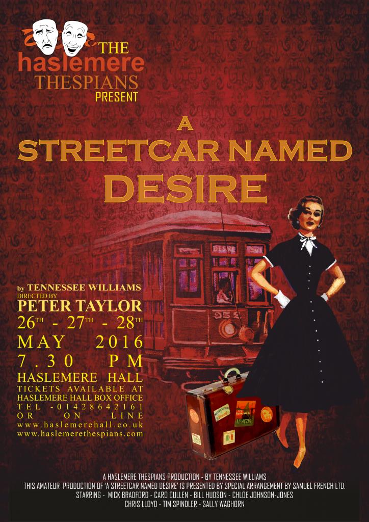 music in streetcar named desire