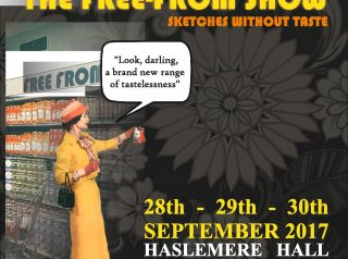 Thursday 28th - Saturday 30th September @ 7:30PM